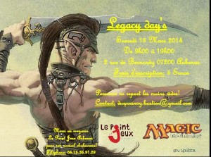 Affiche-Tournoi Magic mars 2014