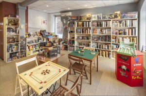 Boutique-le point jeux