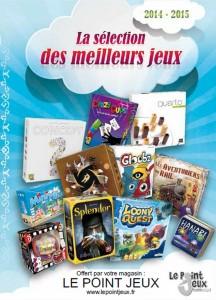 Catalogue jeux de société-Le Point Jeux