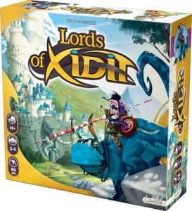 Lors of Xidit-Jeux de société-Lepoint jeux
