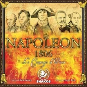 Napoléon 1806- boite