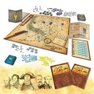 napoléon 1806-jeu de société